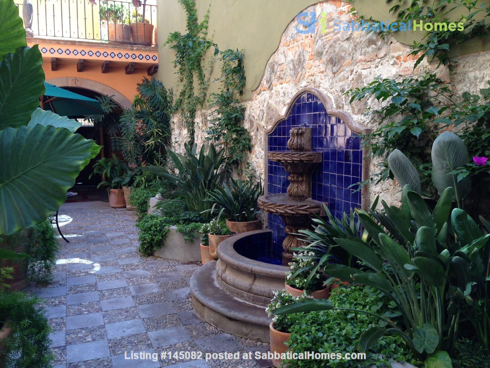 Perfect Home for Research/Writing in San Miguel de Allende; stellar views Home Rental in San Miguel de Allende 2