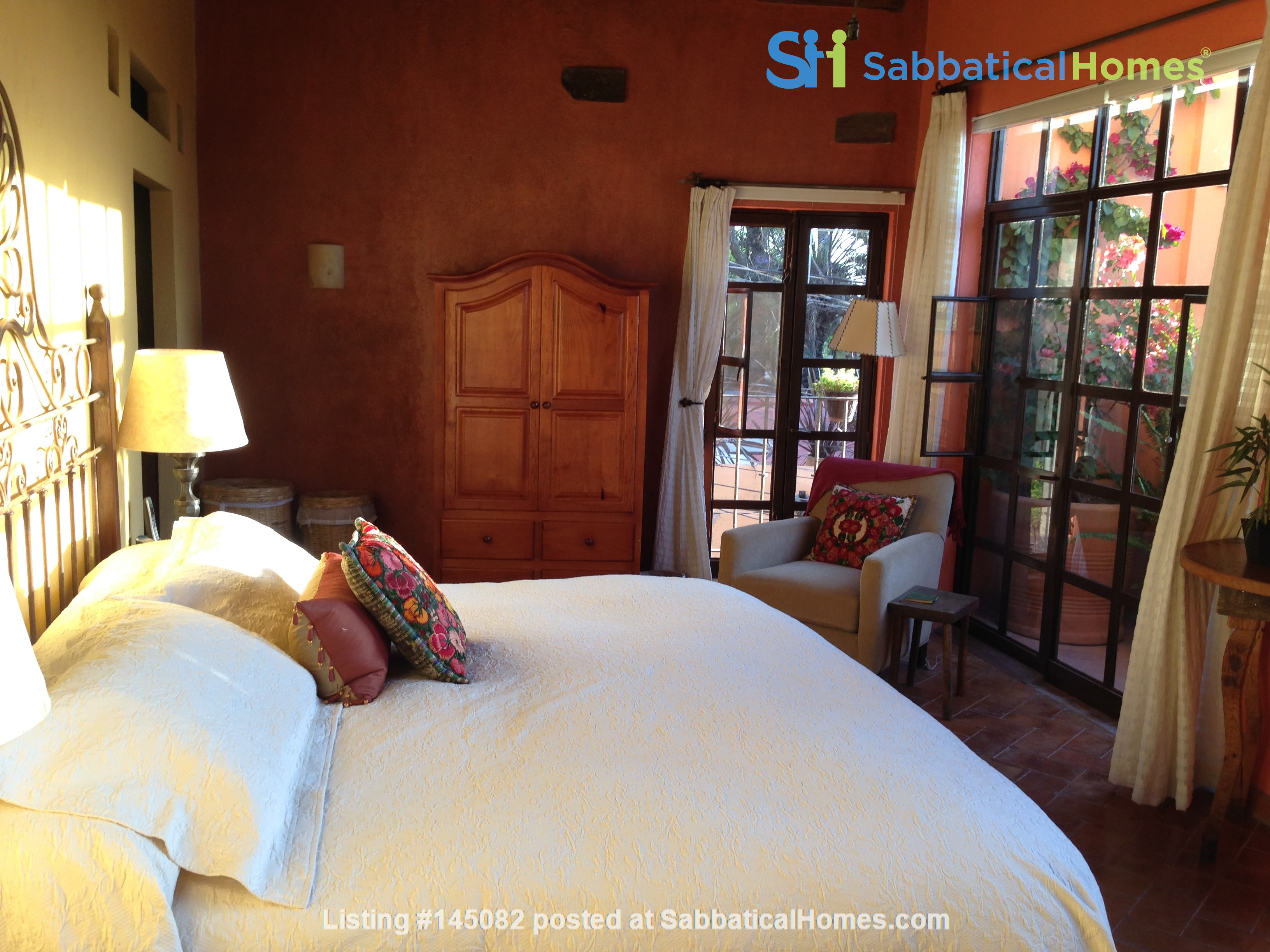 Perfect Home for Research/Writing in San Miguel de Allende; stellar views Home Rental in San Miguel de Allende 4