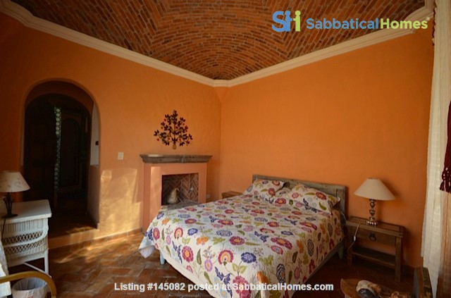 Perfect Home for Research/Writing in San Miguel de Allende; stellar views Home Rental in San Miguel de Allende 5
