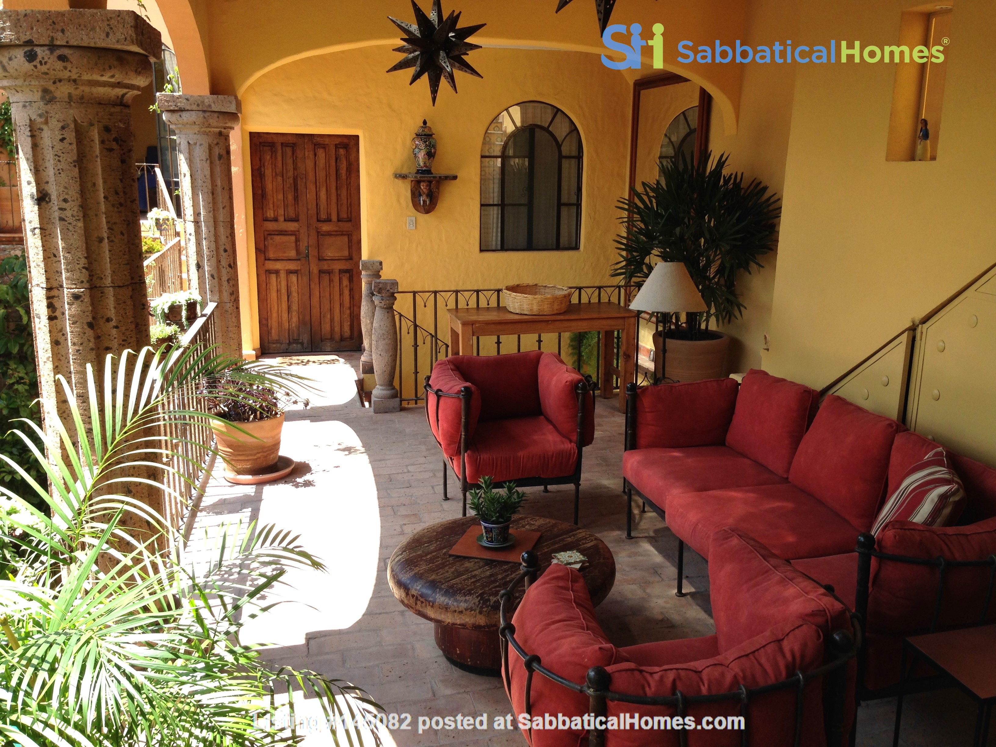 Perfect Home for Research/Writing in San Miguel de Allende; stellar views Home Rental in San Miguel de Allende 7