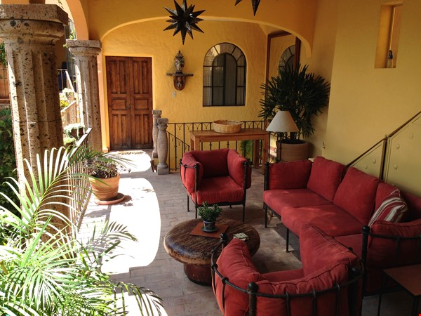 Perfect Home for Research/Writing in San Miguel de Allende; stellar views Home Rental in San Miguel de Allende 7 - thumbnail