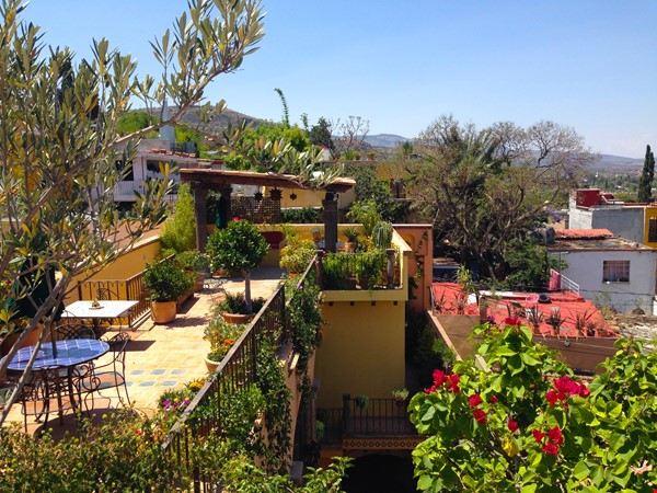 Perfect Home for Research/Writing in San Miguel de Allende; stellar views Home Rental in San Miguel de Allende 8 - thumbnail