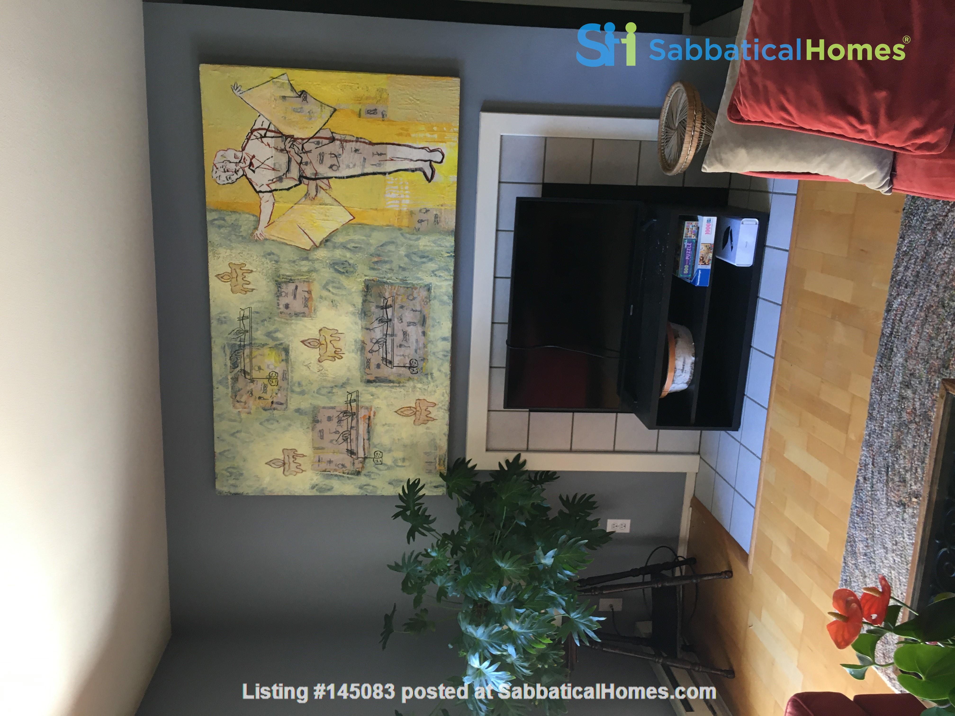 Best of the Bay Area: quiet escape near the Richmond Marina! Home Rental in Richmond, California, United States 1