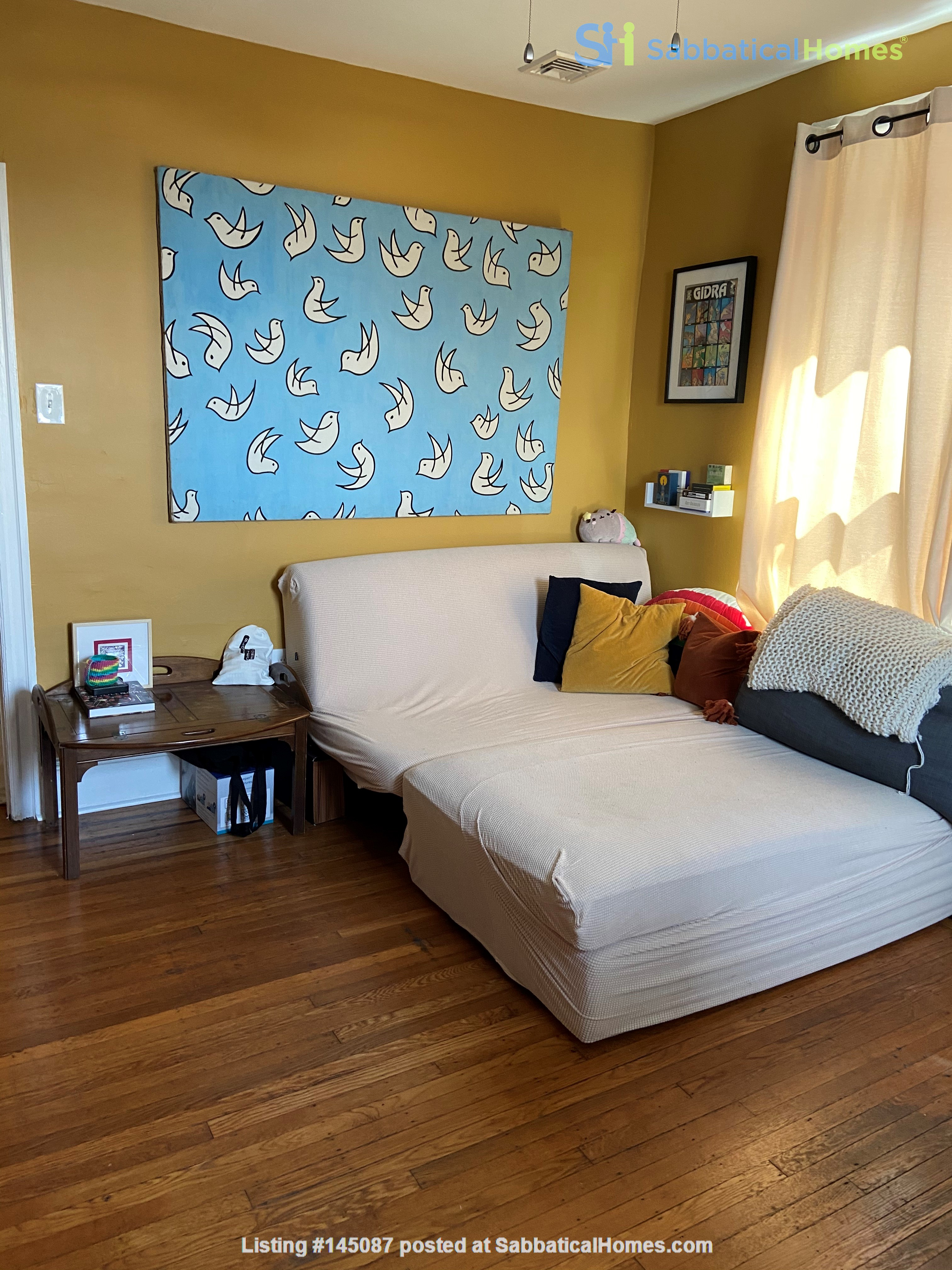 Scholars home near UPenn/Mainline colleges Home Exchange in Philadelphia, Pennsylvania, United States 5