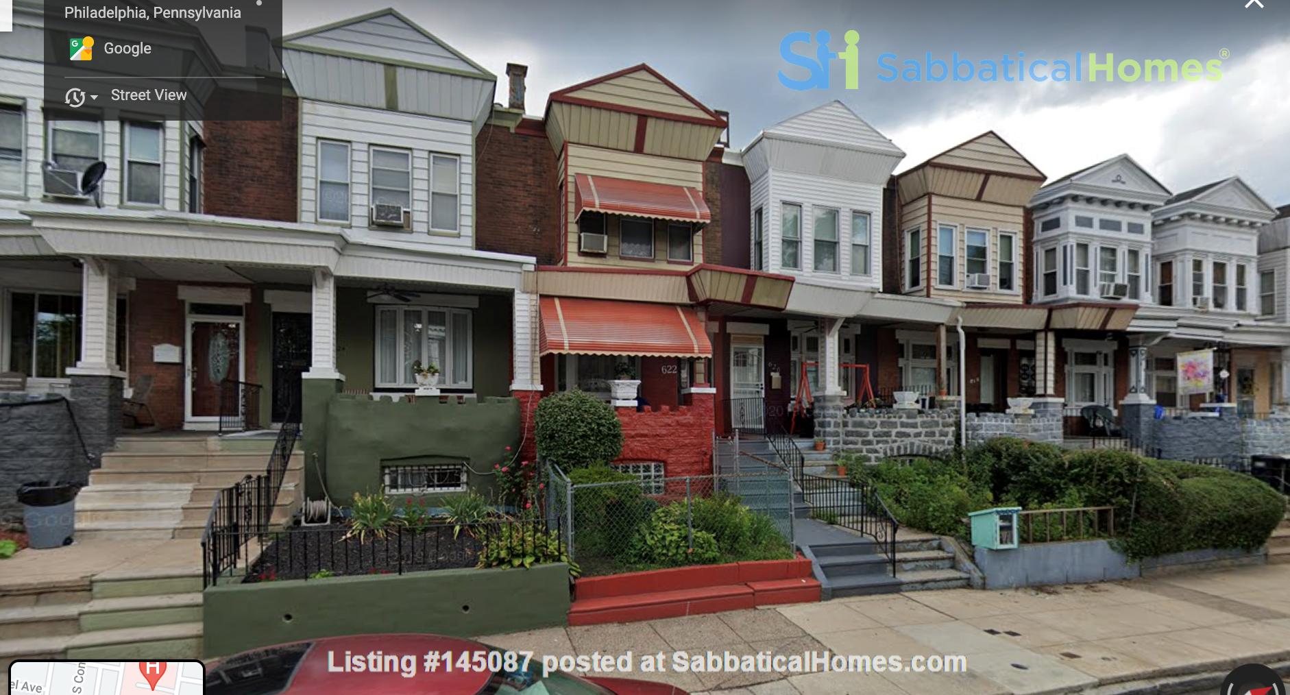 Scholars home near UPenn/Mainline colleges Home Exchange in Philadelphia, Pennsylvania, United States 7