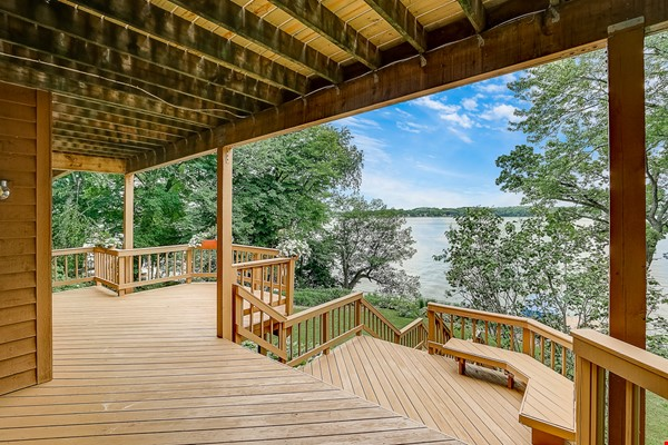 Fully Furnished Peaceful Private Lakefront home 10 mins to UW - Amazing! Home Rental in McFarland 8 - thumbnail