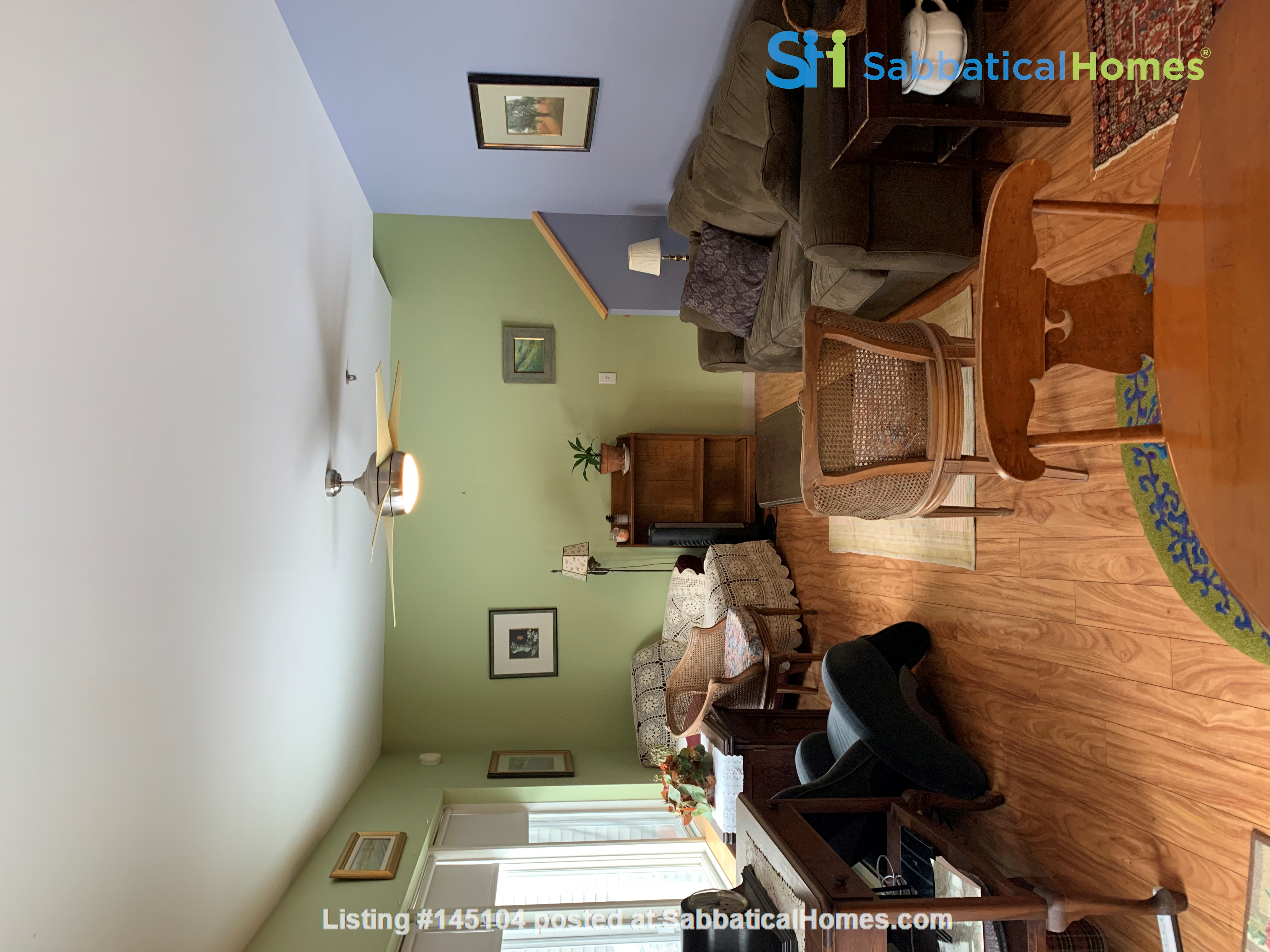 Furnished Townhouse in Co-Housing Community with Heat Included & Parking Home Rental in Burlington, Vermont, United States 4