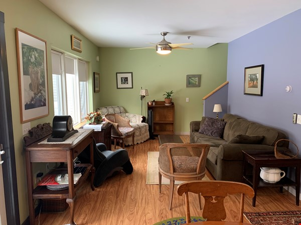 Furnished Townhouse in Co-Housing Community with Heat Included & Parking Home Rental in Burlington 1 - thumbnail