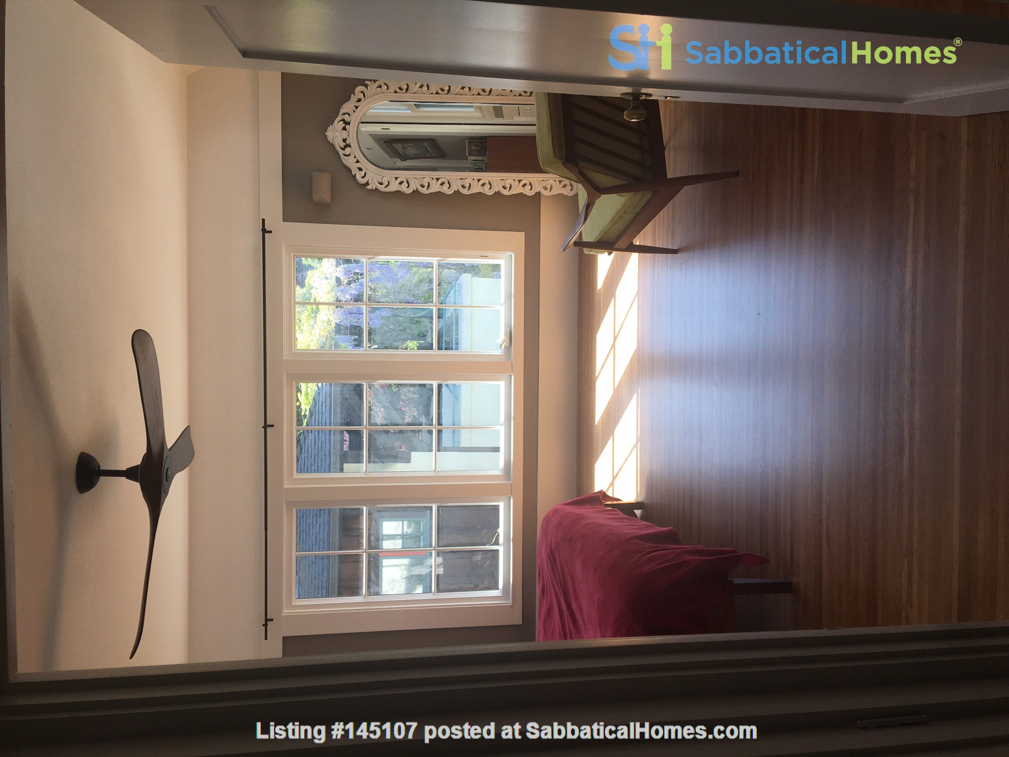 Charming fairy tales style townhouse nestled in the Berkeley Hills. Home Rental in Berkeley, California, United States 4