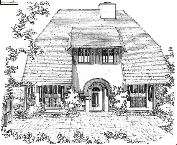 Charming fairy tales style townhouse nestled in the Berkeley Hills. Home Rental in Berkeley 0 - thumbnail