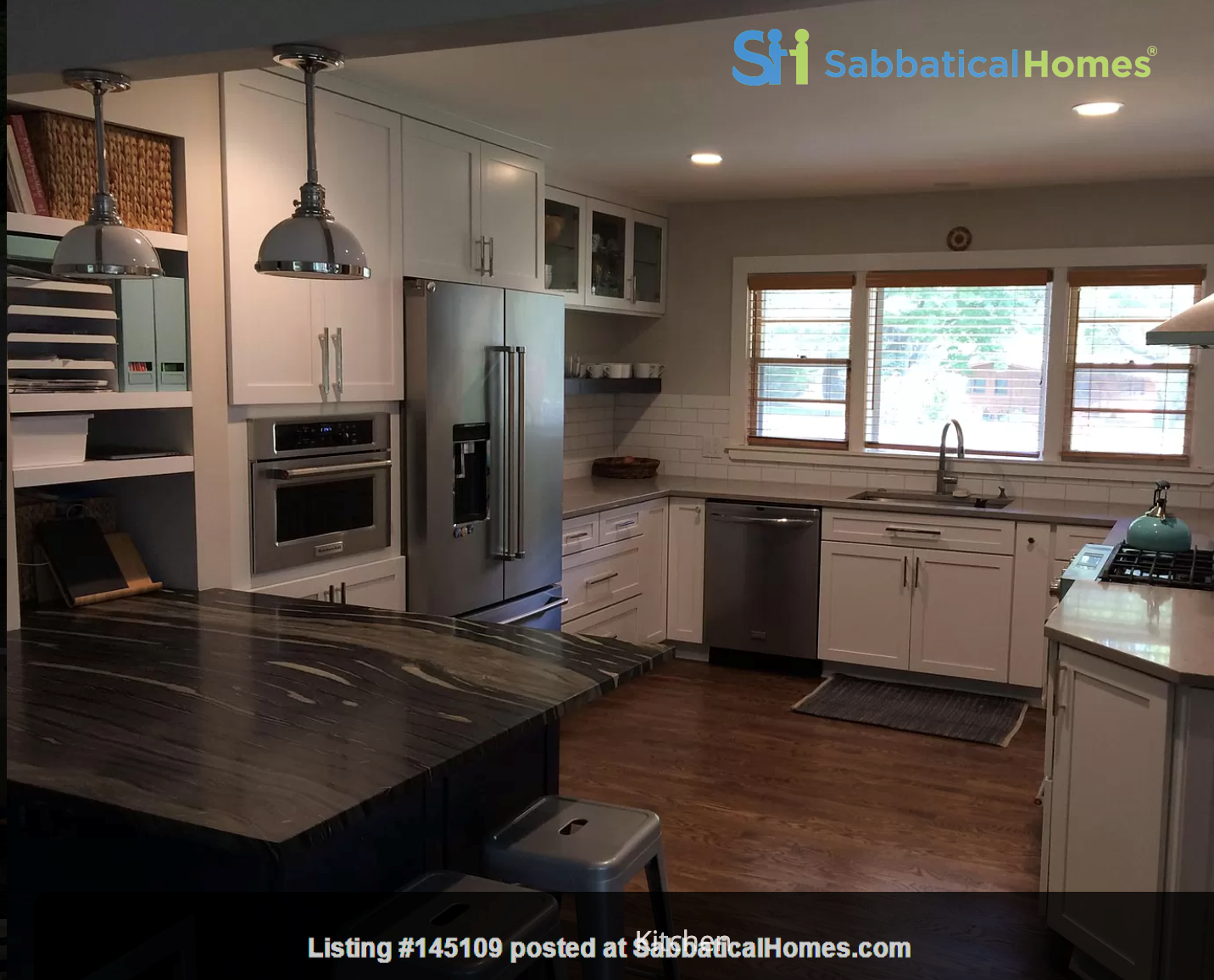 Remodeled quiet home, walk to University of Michigan, Arb, school, downtown Home Rental in Ann Arbor, Michigan, United States 1