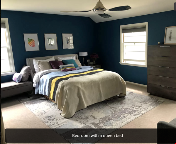 Remodeled quiet home, walk to University of Michigan, Arb, school, downtown Home Rental in Ann Arbor 3 - thumbnail