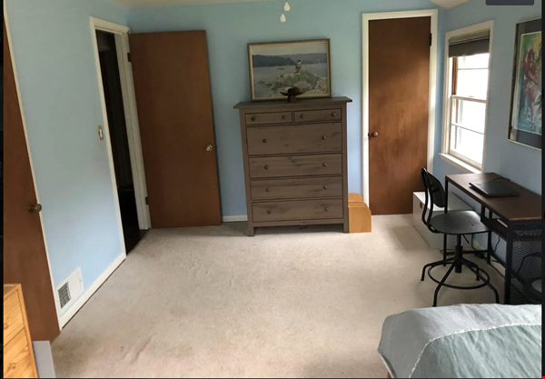 Remodeled quiet home, walk to University of Michigan, Arb, school, downtown Home Rental in Ann Arbor 5 - thumbnail