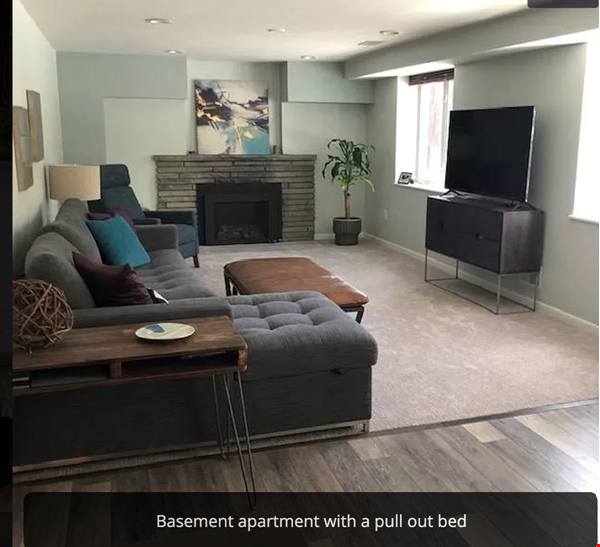 Remodeled quiet home, walk to University of Michigan, Arb, school, downtown Home Rental in Ann Arbor 6 - thumbnail