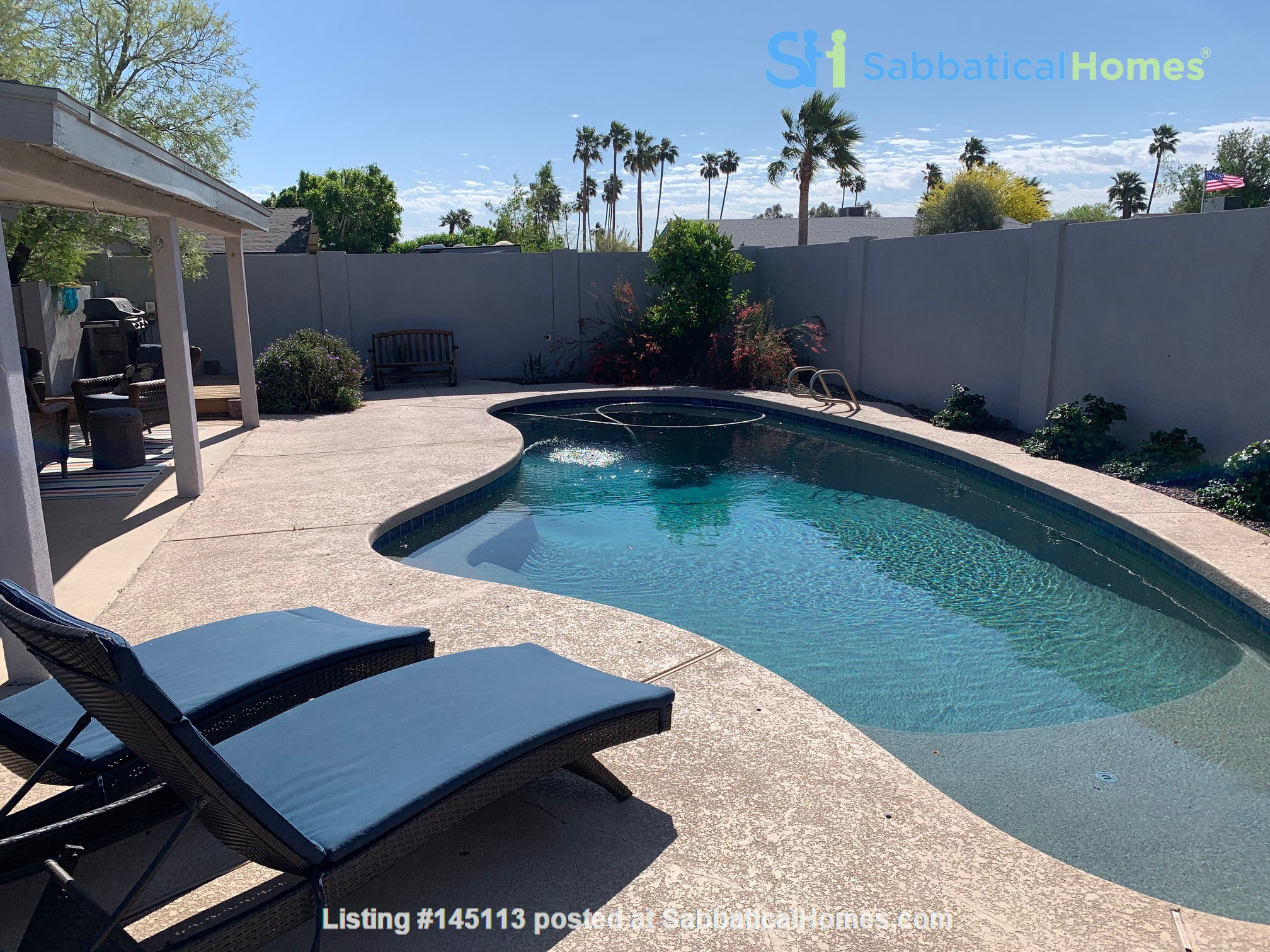 Modern family home 3 miles from ASU, 6 miles from Intel campus Home Rental in Tempe, Arizona, United States 1