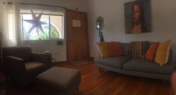 Quiet home for academic or visiting artist Home Rental in San Diego 5 - thumbnail