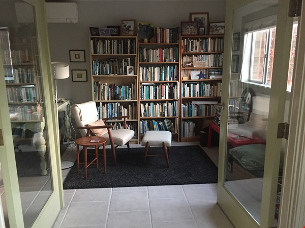 Quiet home for academic or visiting artist Home Rental in San Diego 1 - thumbnail