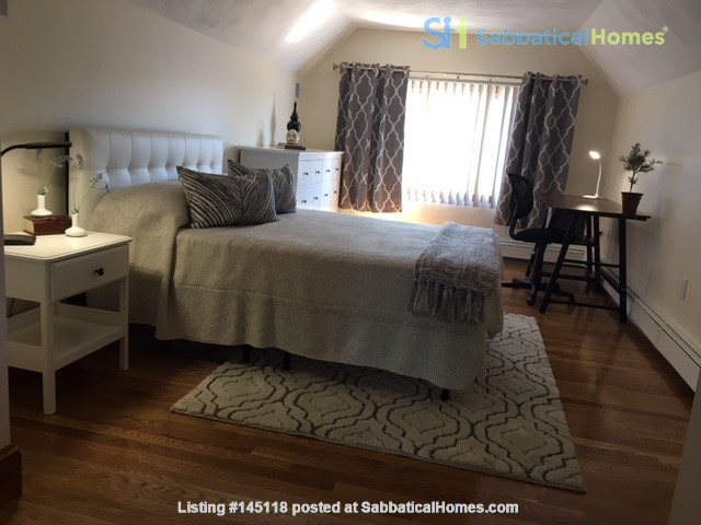 One Bedroom in Newly Renovated, Fully Furnished 4 Bed & 2 Bath Apartment Home Rental in Boston, Massachusetts, United States 0