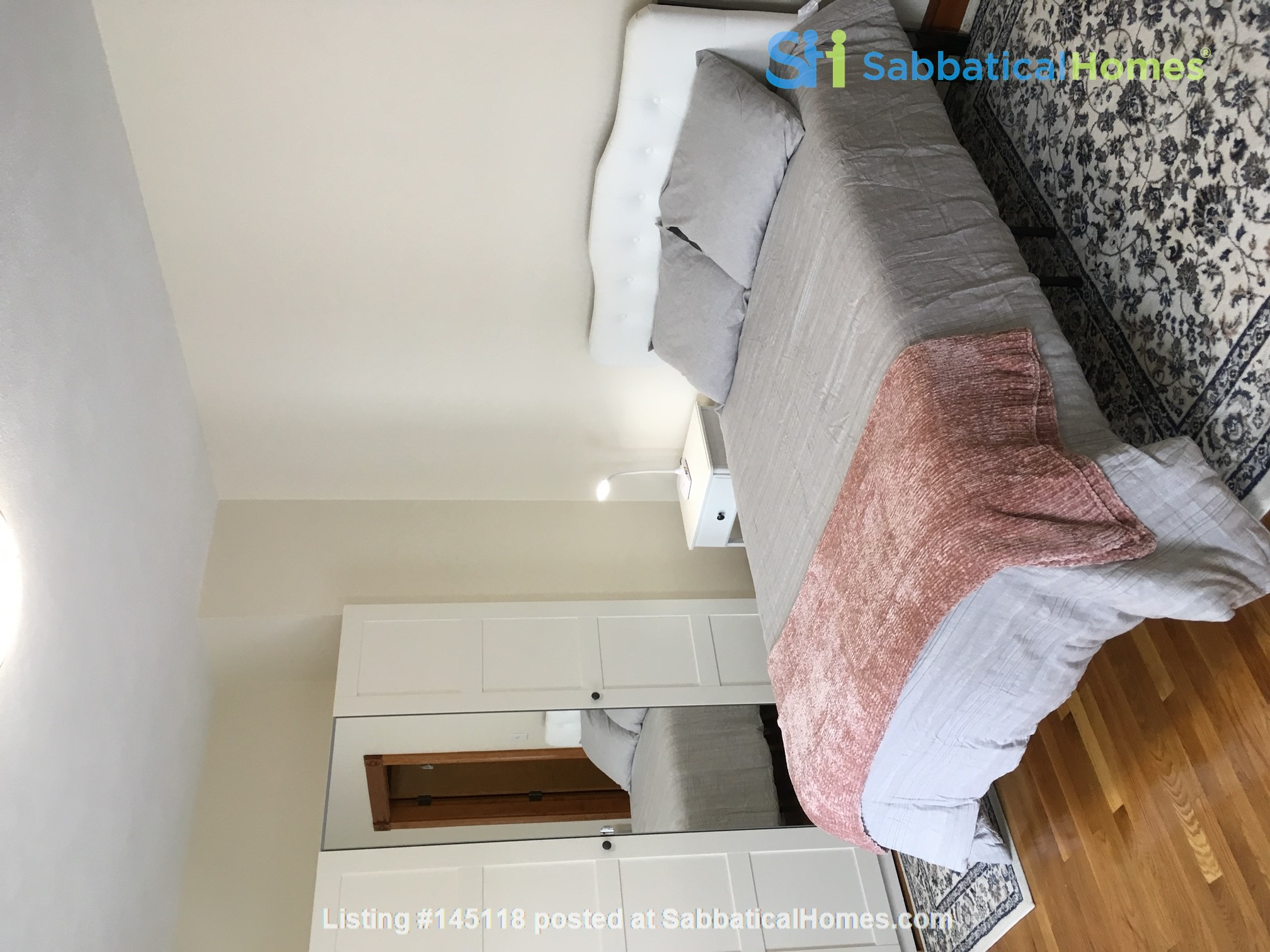 One Bedroom in Newly Renovated, Fully Furnished 4 Bed & 2 Bath Apartment Home Rental in Boston, Massachusetts, United States 1