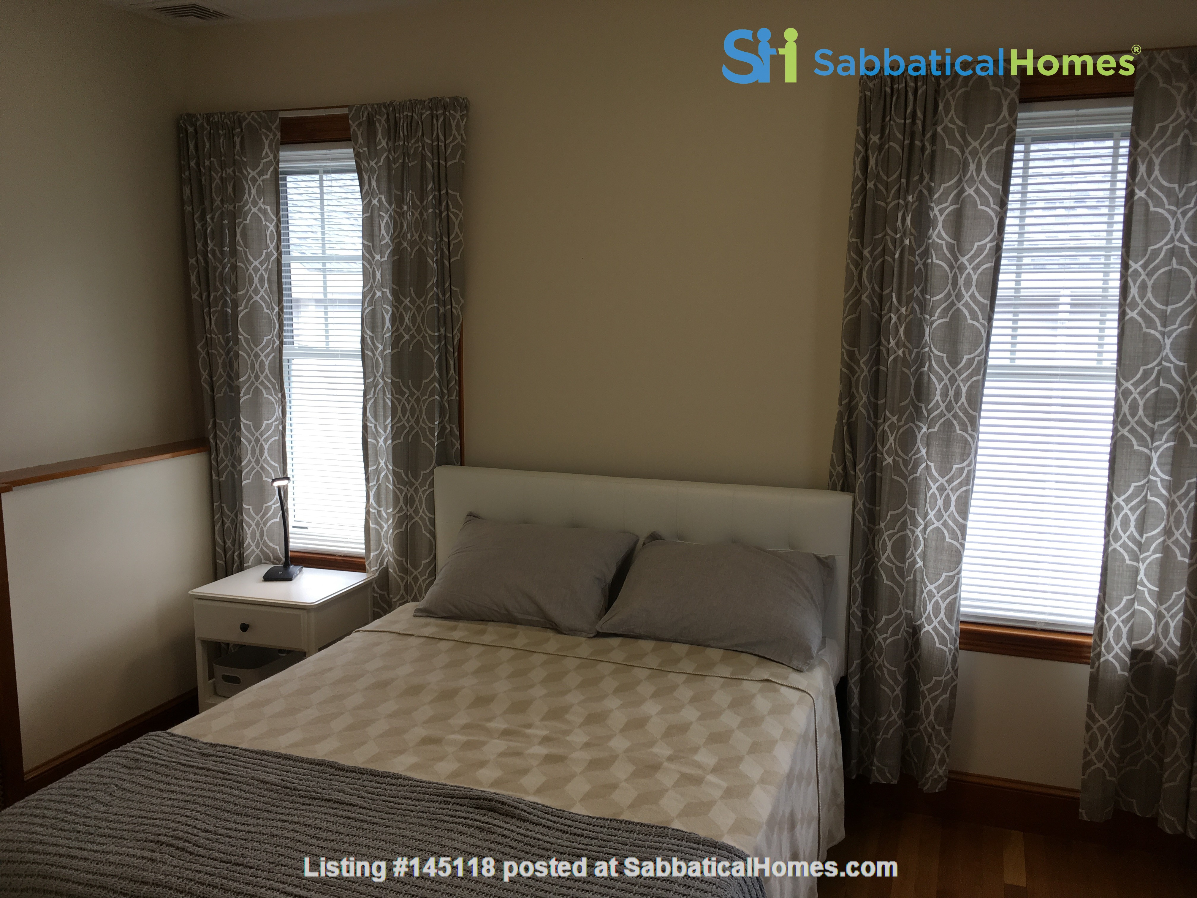 One Bedroom in Newly Renovated, Fully Furnished 4 Bed & 2 Bath Apartment Home Rental in Boston, Massachusetts, United States 6