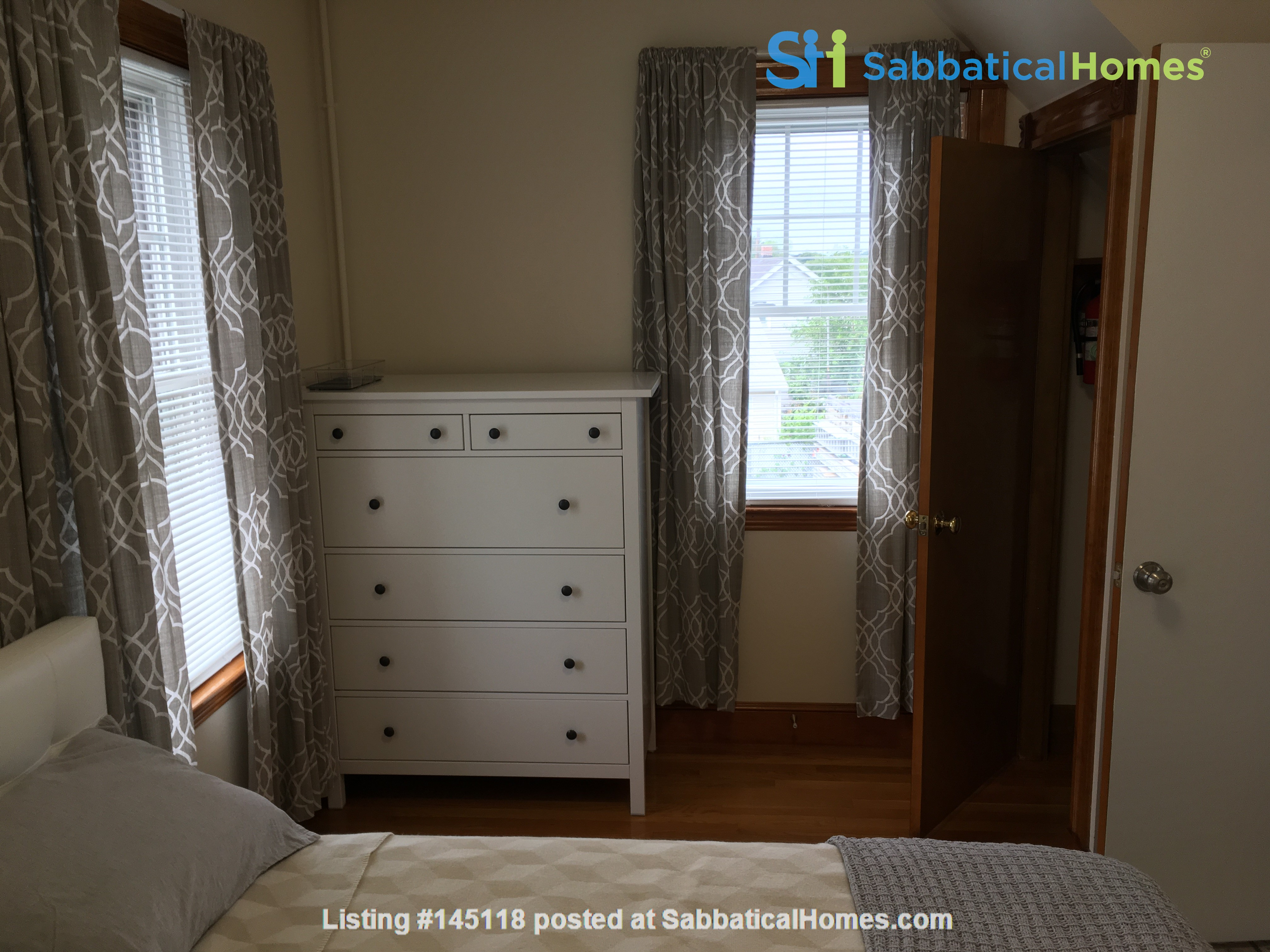One Bedroom in Newly Renovated, Fully Furnished 4 Bed & 2 Bath Apartment Home Rental in Boston, Massachusetts, United States 5