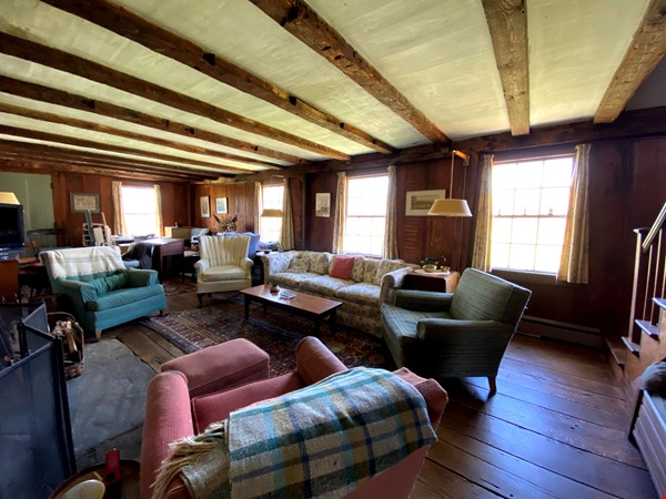 Historic New England Gem Home Rental in Lyme 3 - thumbnail