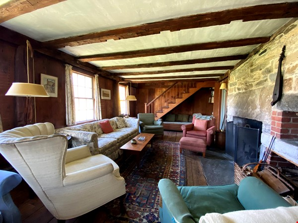 Historic New England Gem Home Rental in Lyme 5 - thumbnail