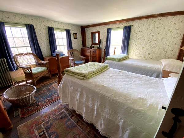Historic New England Gem Home Rental in Lyme 6 - thumbnail