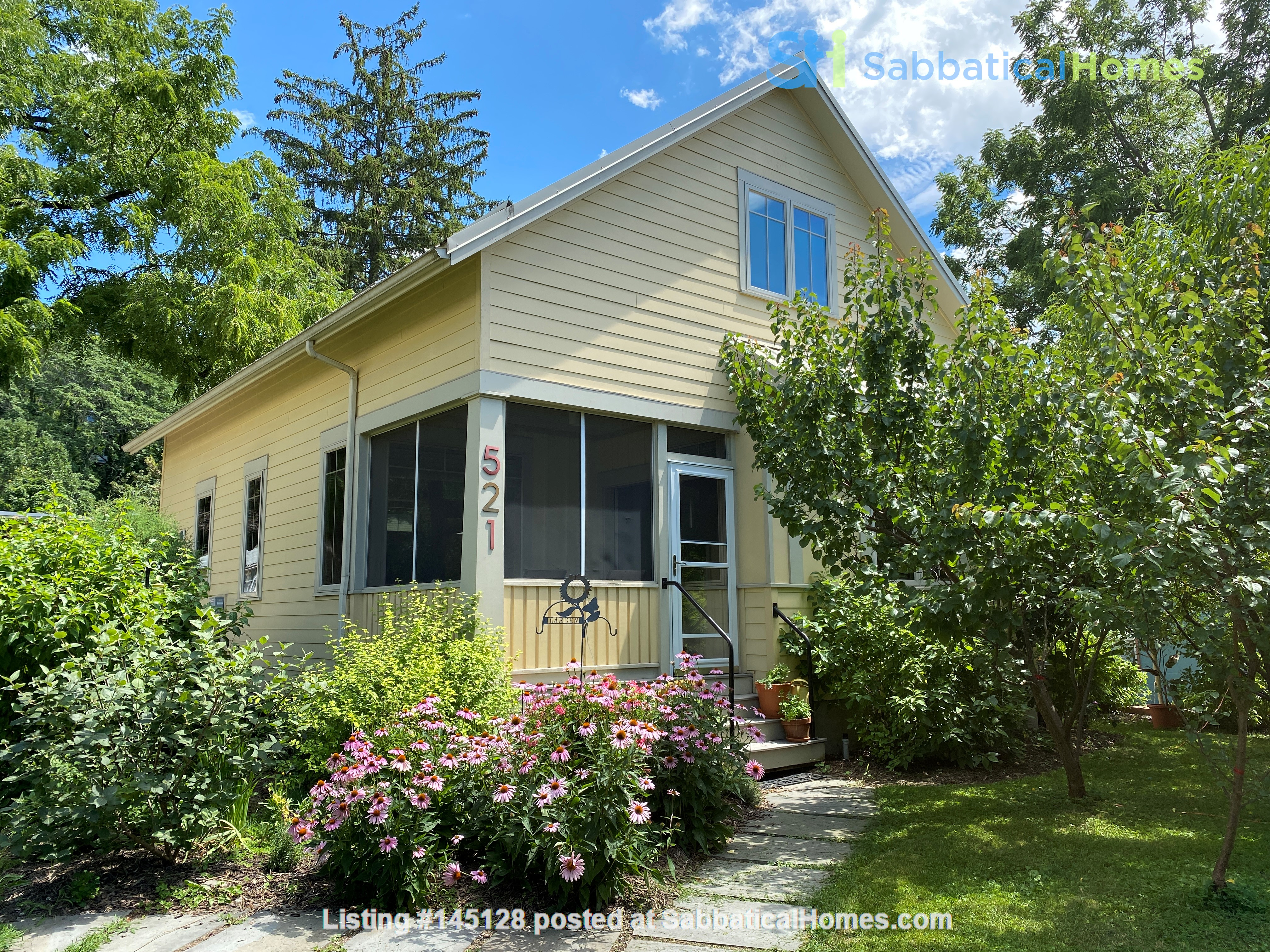 2 bdrm Cottage Home in Idyllic Ithaca Home Exchange in Ithaca, New York, United States 0