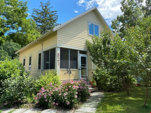 2 bdrm Cottage Home in Idyllic Ithaca Home Exchange in Ithaca 0 - thumbnail