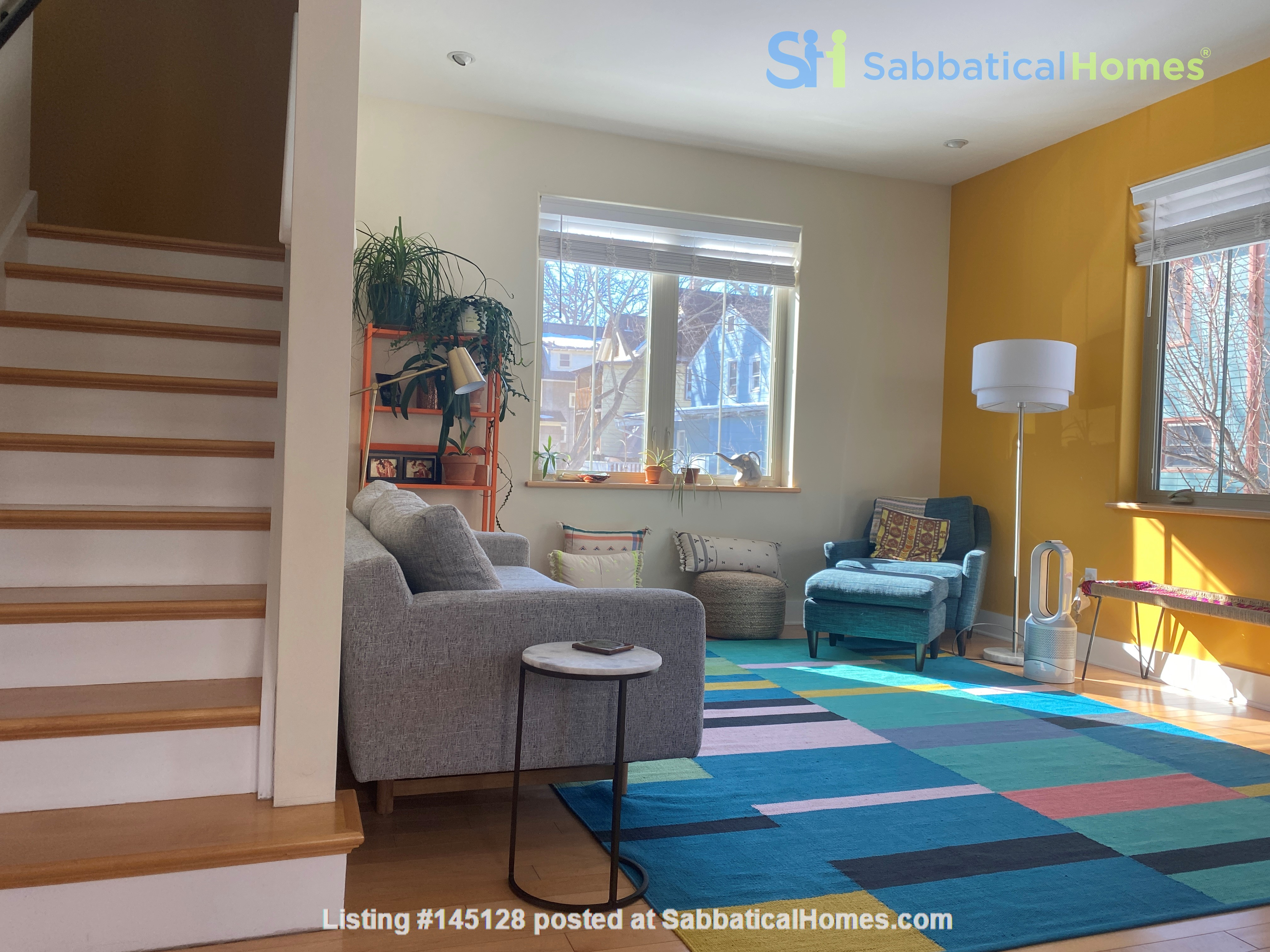 2 bdrm Cottage Home in Idyllic Ithaca Home Exchange in Ithaca, New York, United States 3