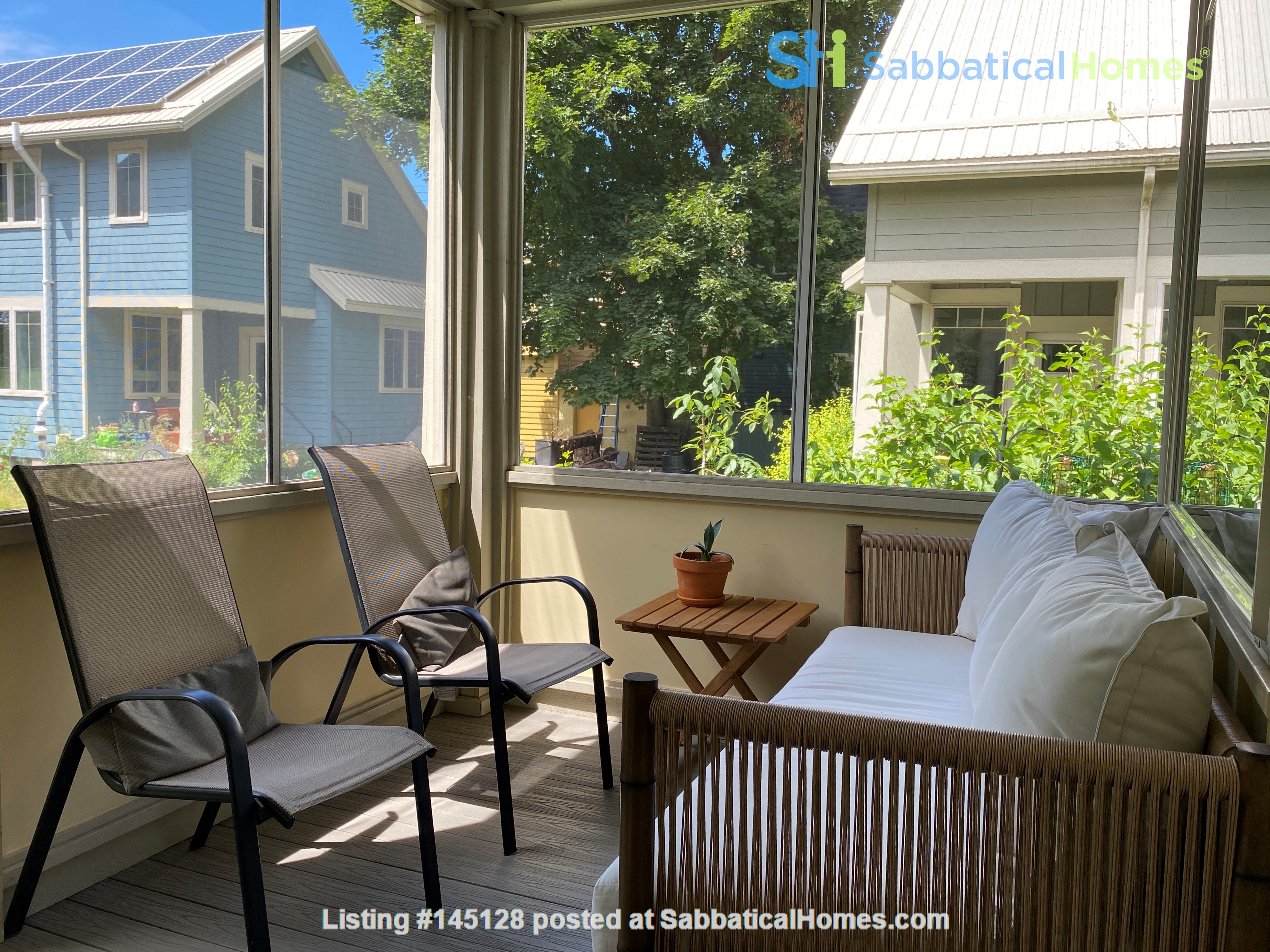 2 bdrm Cottage Home in Idyllic Ithaca Home Exchange in Ithaca, New York, United States 1