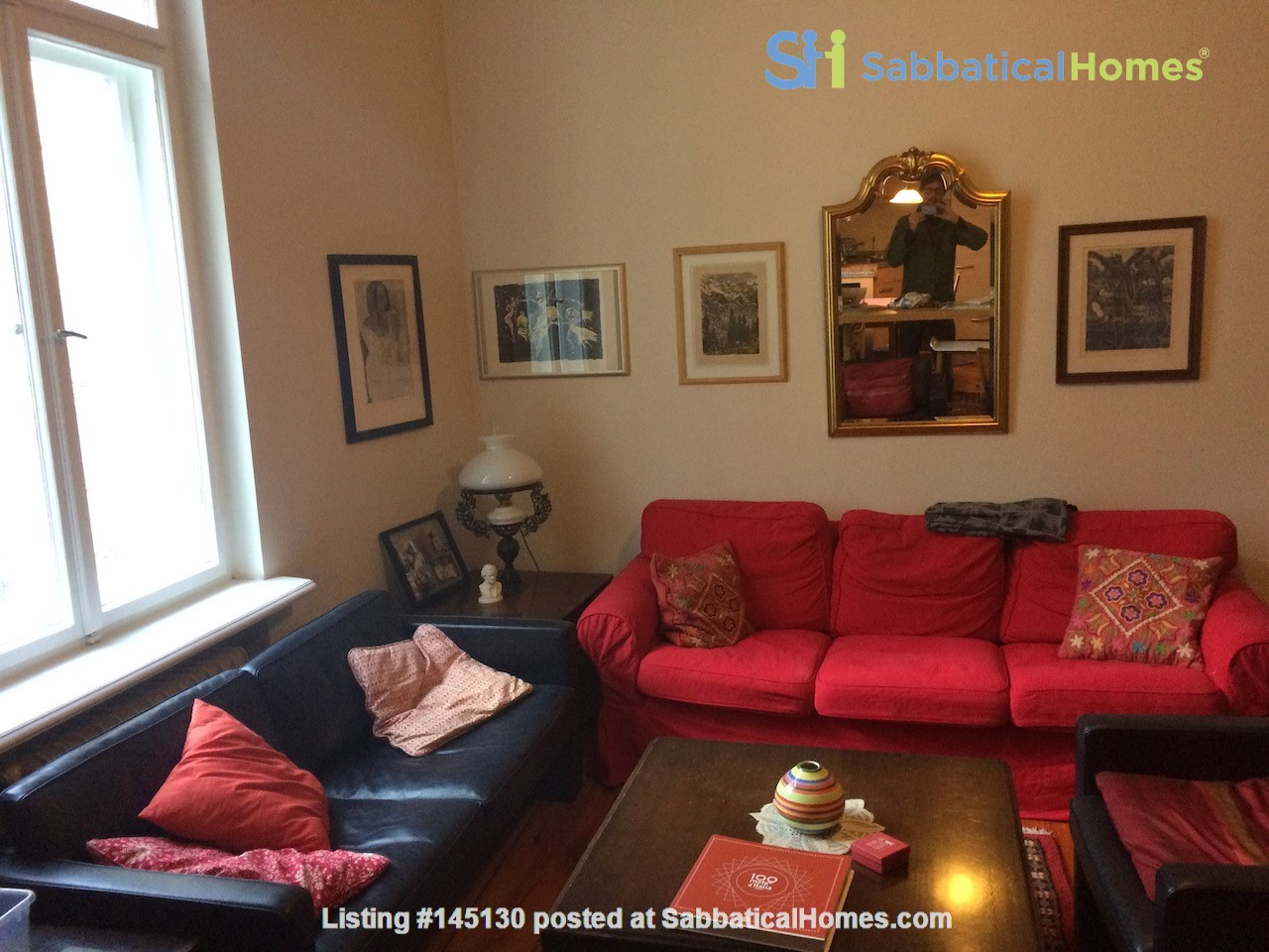 Old West Berlin Charm with Modern Touch: 3-room apartment close to Ku'Damm Home Rental in Berlin, Berlin, Germany 4