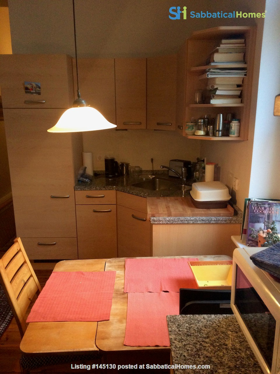 Old West Berlin Charm with Modern Touch: 3-room apartment close to Ku'Damm Home Rental in Berlin, Berlin, Germany 3