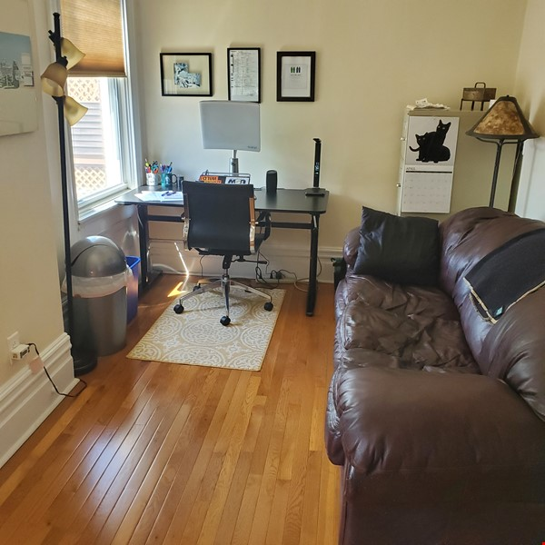 Large 5-bedroom/office 3-story home, hardwood floors, great location Home Rental in Pittsburgh 2 - thumbnail