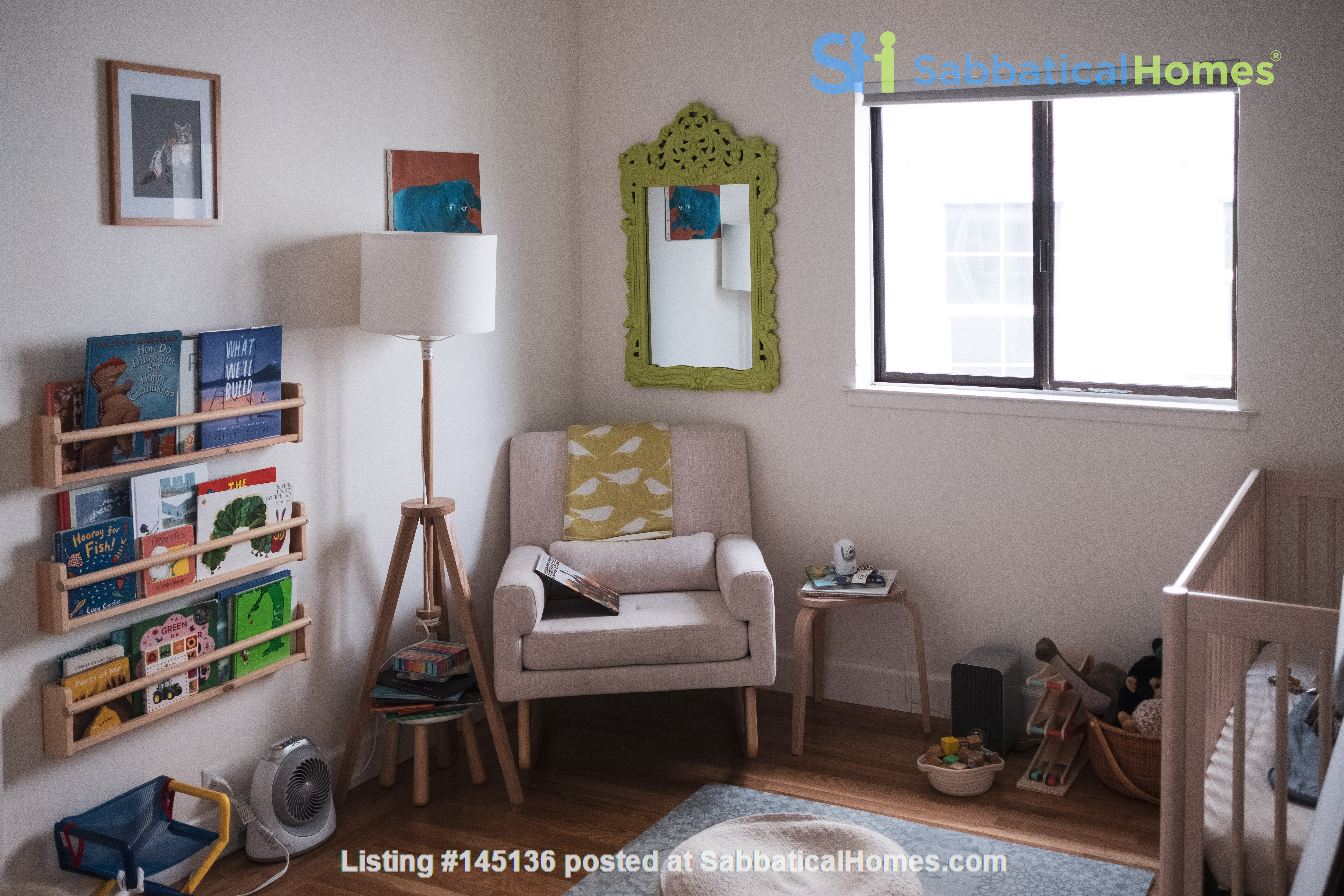 Beautiful three-bedroom home in convenient and cool No Oakland/So Berkeley Home Rental in Oakland, California, United States 5