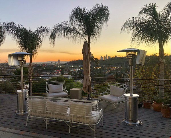 NEW Studio with Stunning L.A. Views! Home Rental in Los Angeles 2 - thumbnail