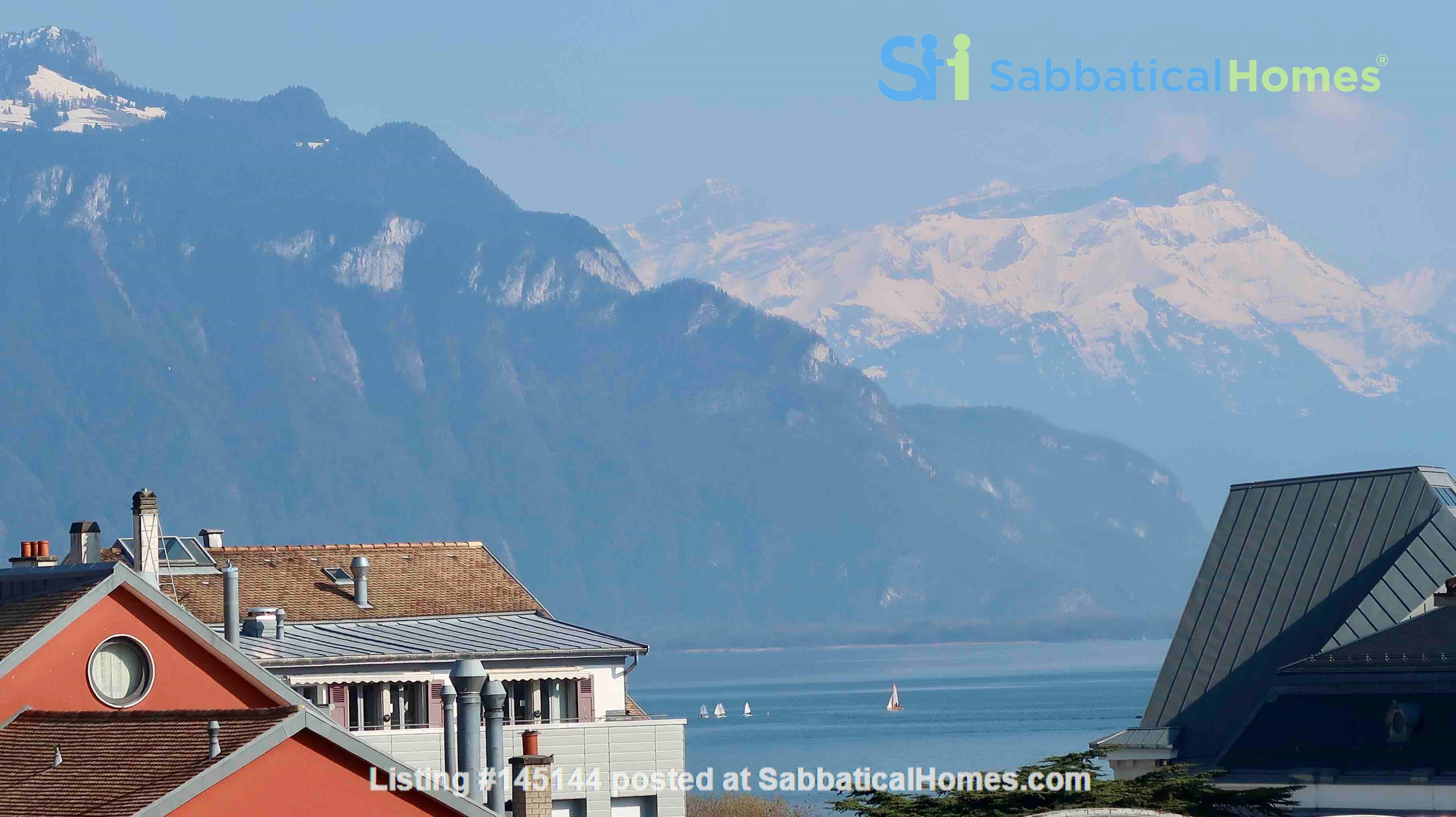 Looking for a beautiful place to live, close to lake, vineyard and mountain Home Rental in Vevey, Vaud, Switzerland 3