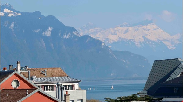 Looking for a beautiful place to live, close to lake, vineyard and mountain Home Rental in Vevey 3 - thumbnail