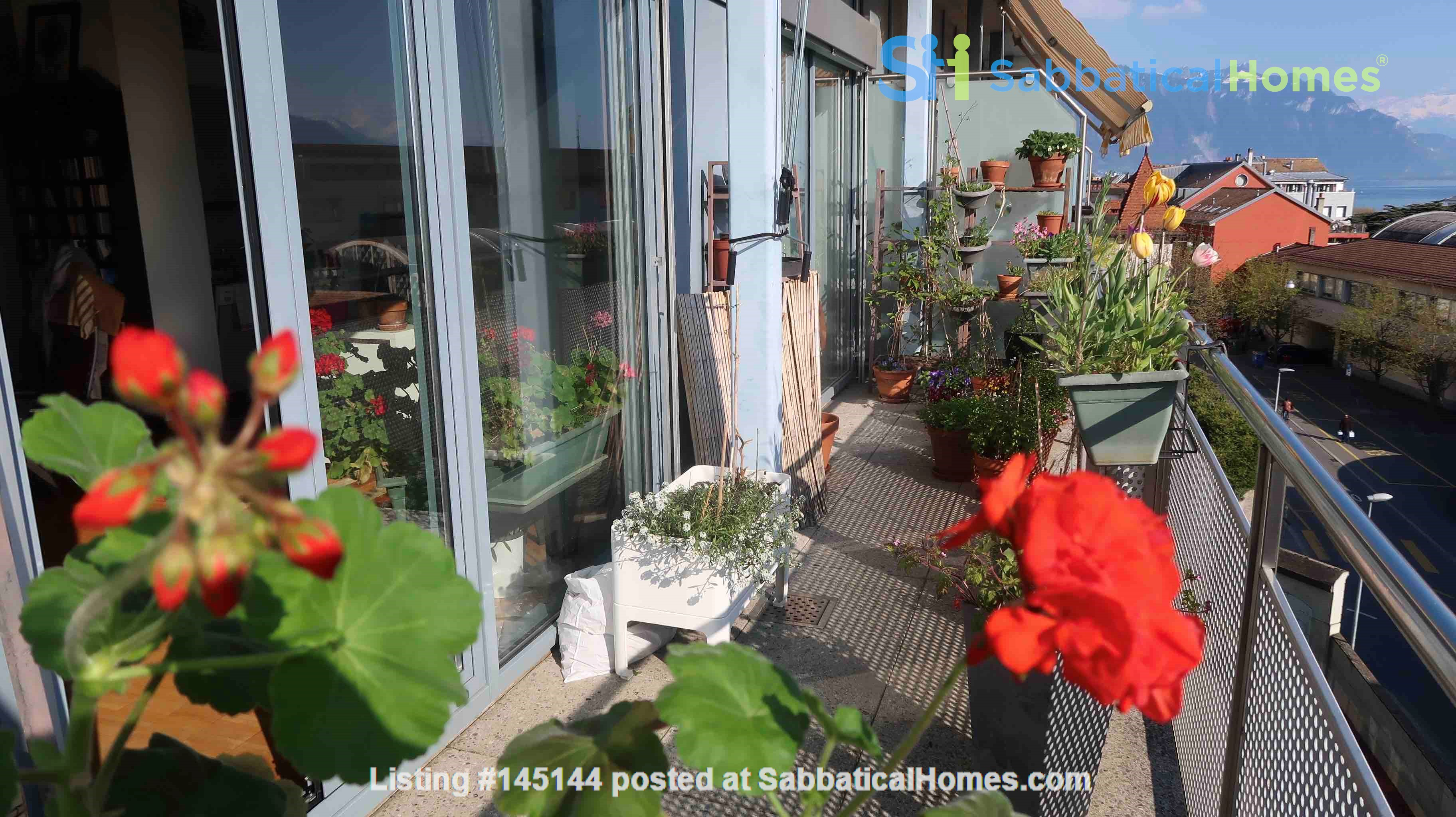 Looking for a beautiful place to live, close to lake, vineyard and mountain Home Rental in Vevey, Vaud, Switzerland 1