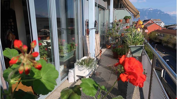 Looking for a beautiful place to live, close to lake, vineyard and mountain Home Rental in Vevey 1 - thumbnail