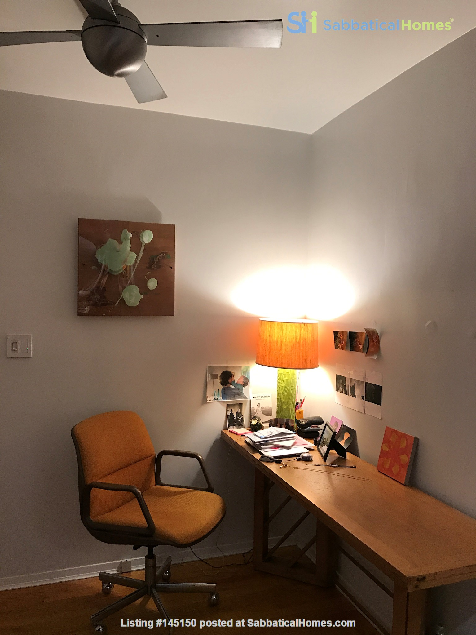 Steps from Central Park, place full of art and sun. Home Rental in New York, New York, United States 6