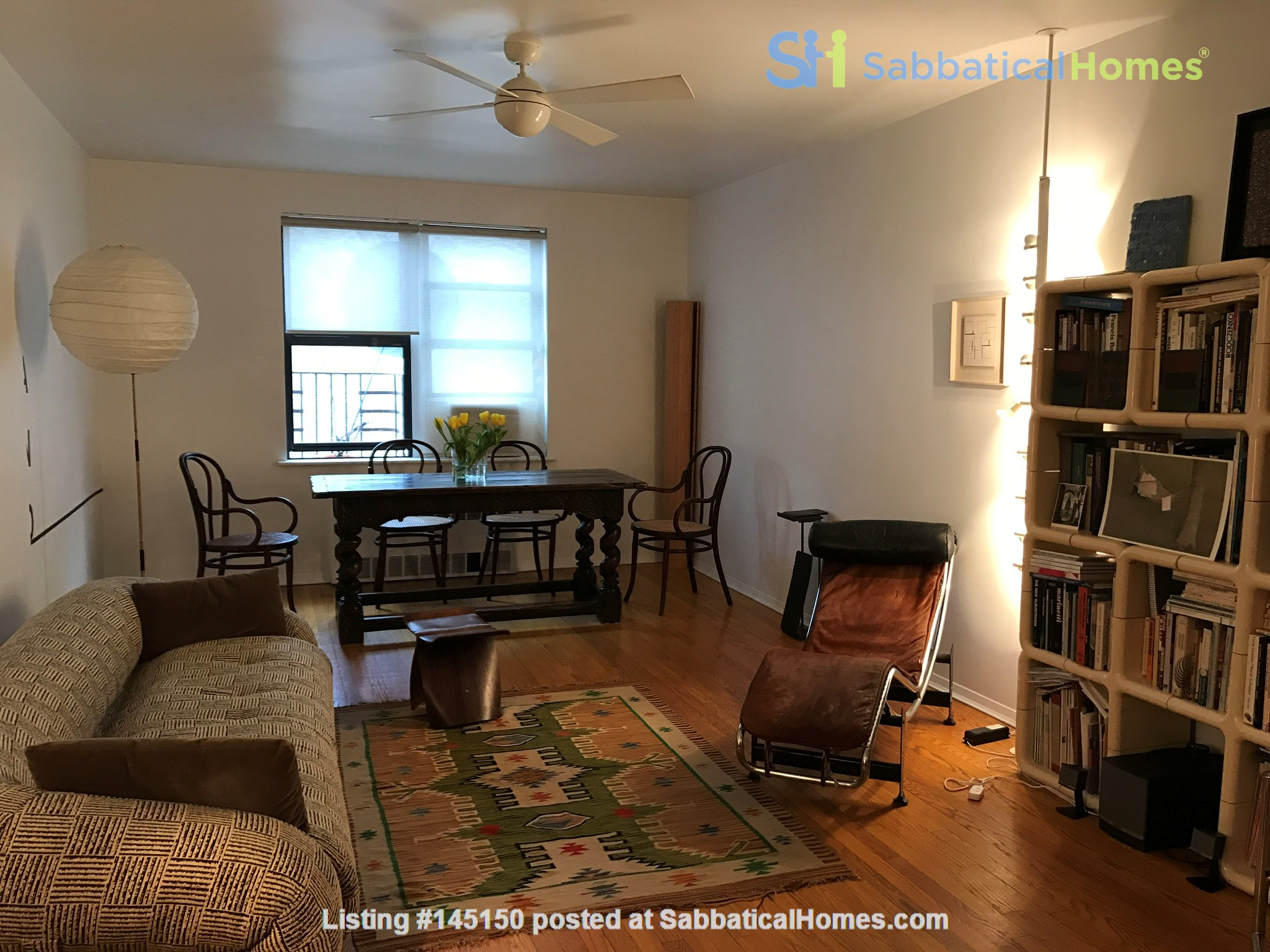 Steps from Central Park, place full of art and sun. Home Rental in New York, New York, United States 3
