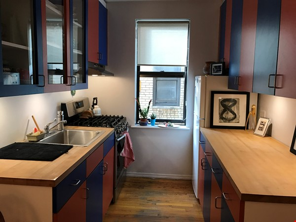 Steps from Central Park, place full of art and sun. Home Rental in New York 5 - thumbnail