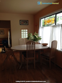 Cozy family home in supremely walkable/bikeable neighborhood near UW. Home Rental in Seattle, Washington, United States 3