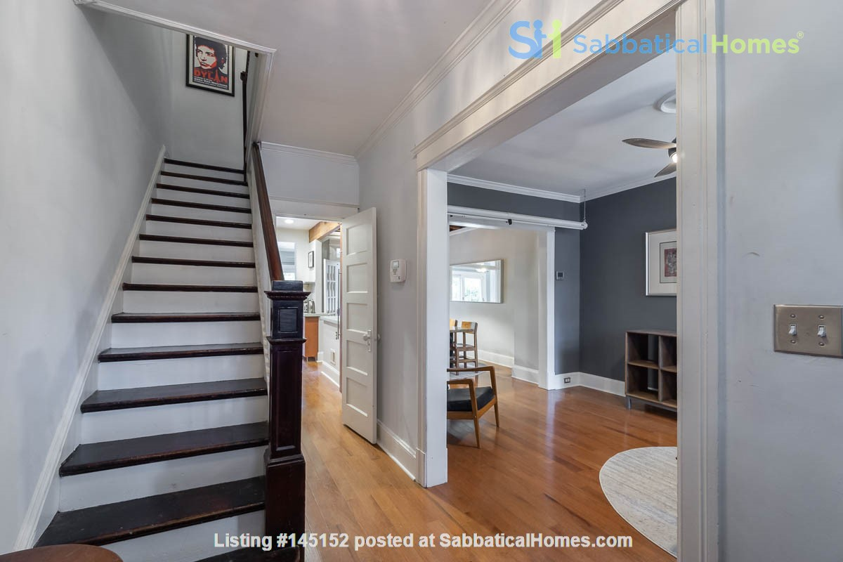 Furnished Row House Available August 2021 Home Rental in Washington, District of Columbia, United States 0