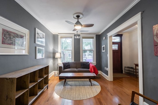 Furnished Row House Available August 2021 Home Rental in Washington 2 - thumbnail