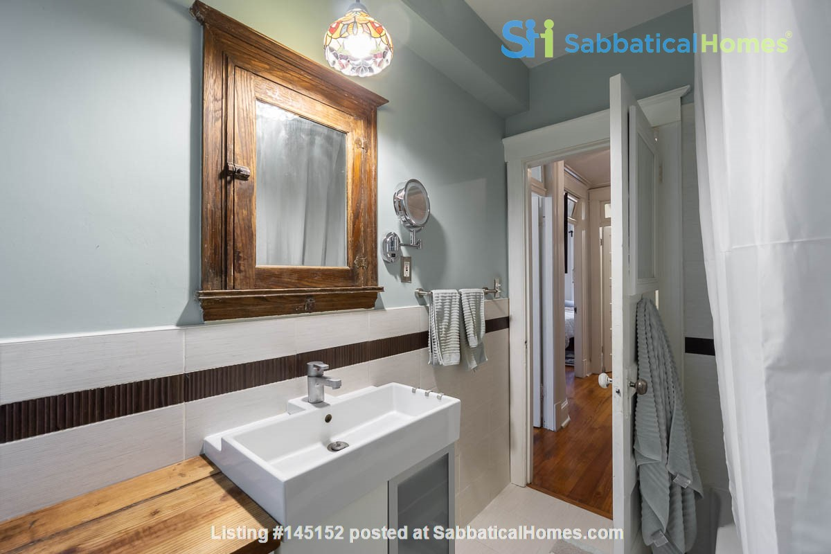 Furnished Row House Available August 2021 Home Rental in Washington, District of Columbia, United States 5