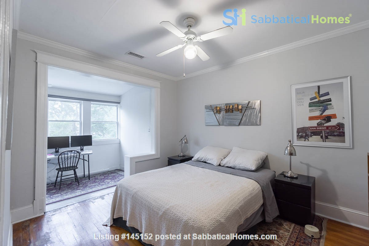 Furnished Row House Available August 2021 Home Rental in Washington, District of Columbia, United States 6