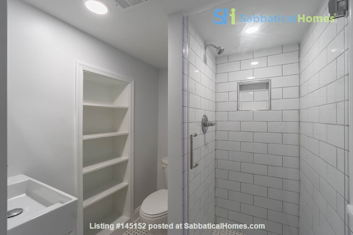Furnished Row House Available August 2021 Home Rental in Washington, District of Columbia, United States 4